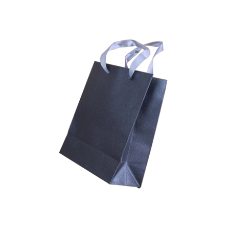 Ex Small-Dark Grey-Paper Bag