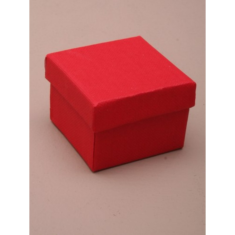 Extra Small Red Gift Box