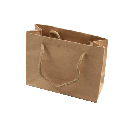 Extra Small Tiny-Brown-Kraft Paper Bags