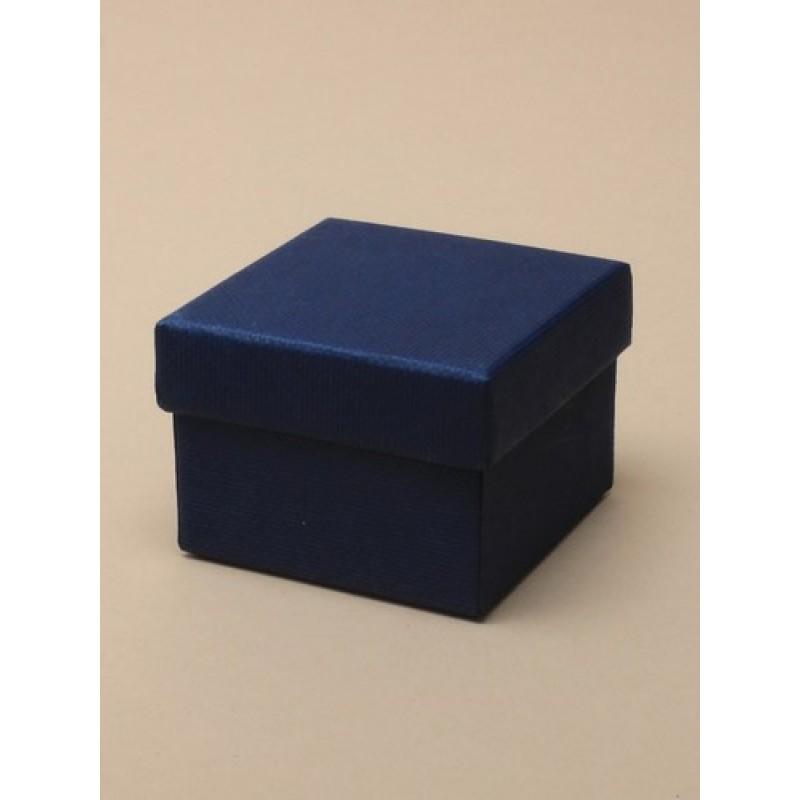 Extra Small Navy Blue Gift Box