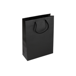 Small Black Paper Gift Bag