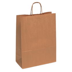 Extra Large Brown Kraft Paper Bag