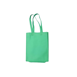 Medium Green Cotton Bag