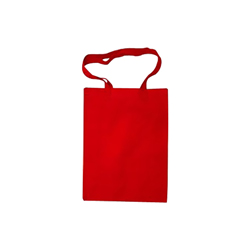 Medium-Red-Cotton Bags