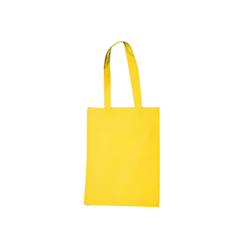 Medium Yellow Cotton Bag