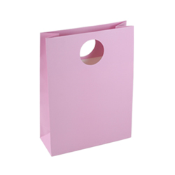 Medium-Baby Pink-Paper Gift Bags