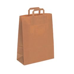 Medium Brown Kraft Paper Bag