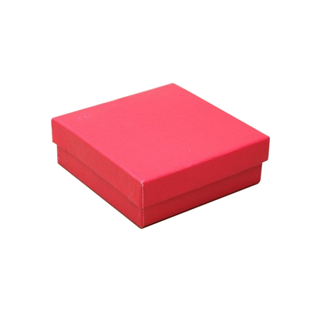 Small Fuchsia Matt Laminated Gift Box