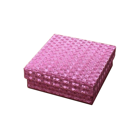 Small Fuchsia Hologram Gift Box