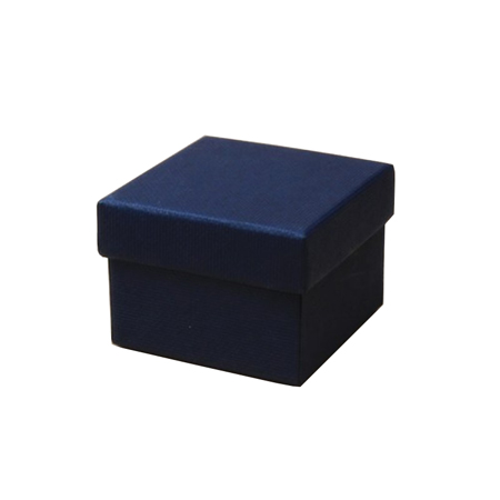Extra Small Navy Blue Gift Box