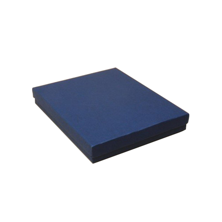 Large Navy Blue Gift Box