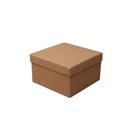 Medium Brown Gift Box
