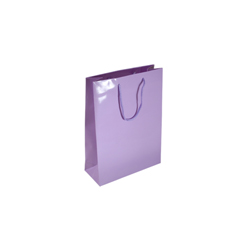 Extra Small Tiny-Lilac-Paper Bag
