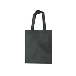 Medium Black Non Woven Bags