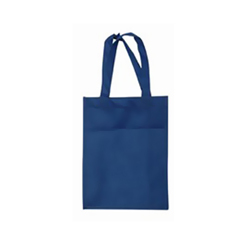 Medium Royal Blue Non Woven Bag
