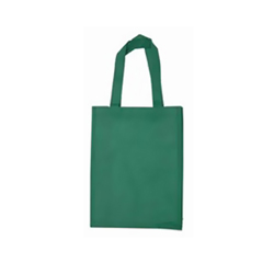 Medium Green Non Woven Bags