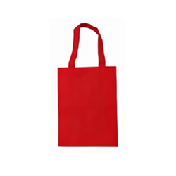 Medium Red Non Woven Bag