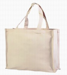Large Natural Cotton Bag