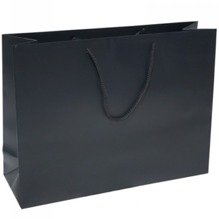 Extra Large Black Paper Gift Bag