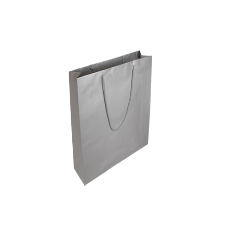 Small Silver Matt Laminated Paper Bags