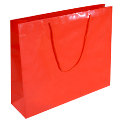 Extra Large Red Paper Gift Bag