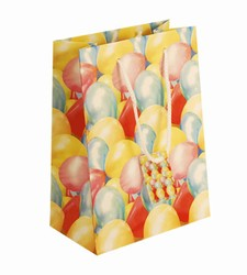 Medium Balloons Paper Gift Bag