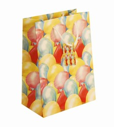 Large Balloons Paper Gift Bag