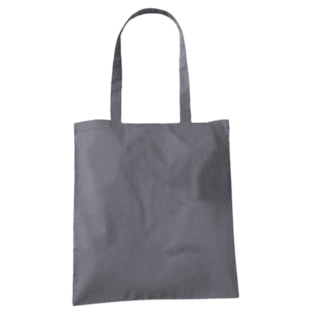 Large Grey Cotton Bags