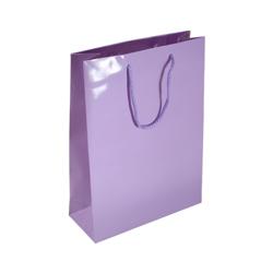 Medium Lilac Paper Gift Bag
