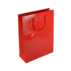 Medium Red Paper Bag