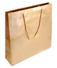 Extra Large Gold Paper Gift Bag