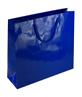 Large Royal Blue Paper Gift Bag