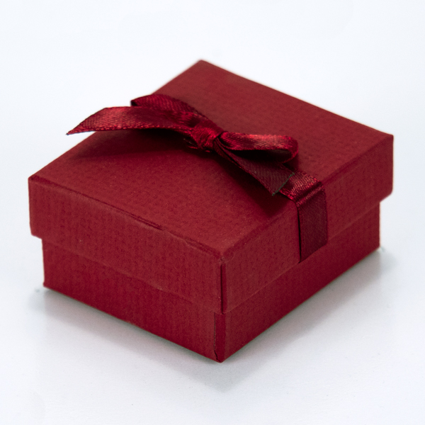 Ruby Ring Boxes