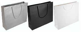 Extra Large Giant Matt Laminated Rope Handle Paper Bags-56x46x15cm