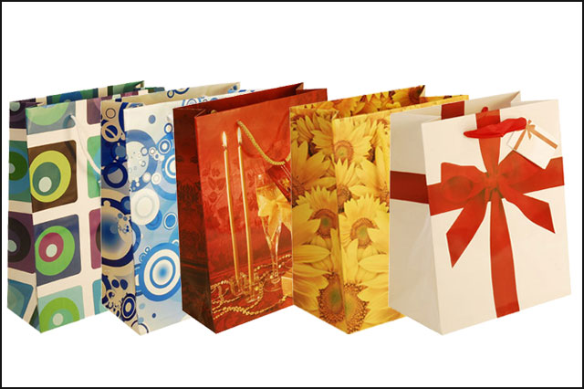 Luxury Paper Gift Bags
