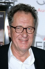 Geoffrey Rush complains about scripts in bags (All Star)